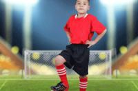 u12 soccer player
